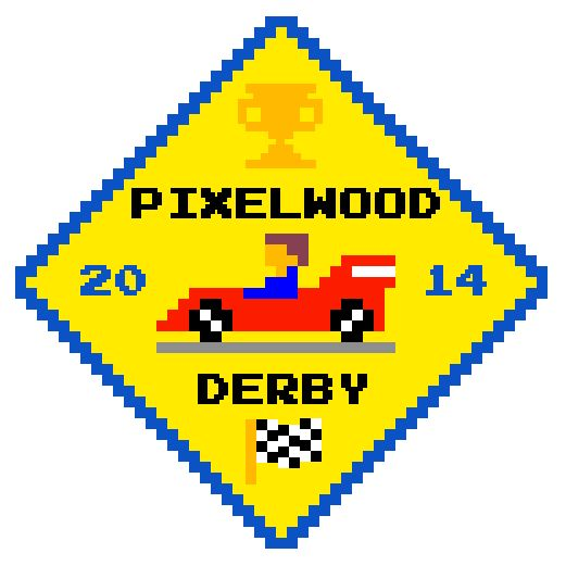 SiteGoals' Inaugural Pixelwood Derby where super-creative agencies compete in a traditional Pinewood Derby!