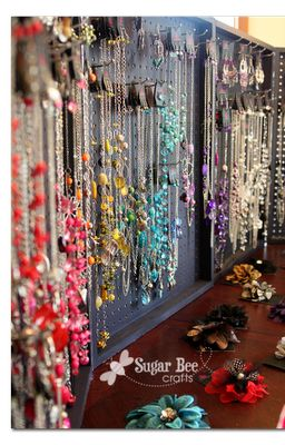 Peg board display case awesome cases and the sale for Paparazzi jewelry display case