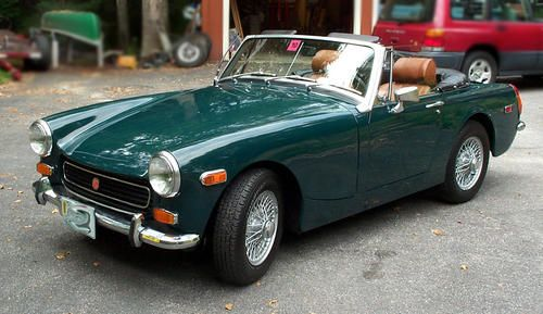 The MG Midget is a baby two-seater sports car produced by the MG analysis of the…