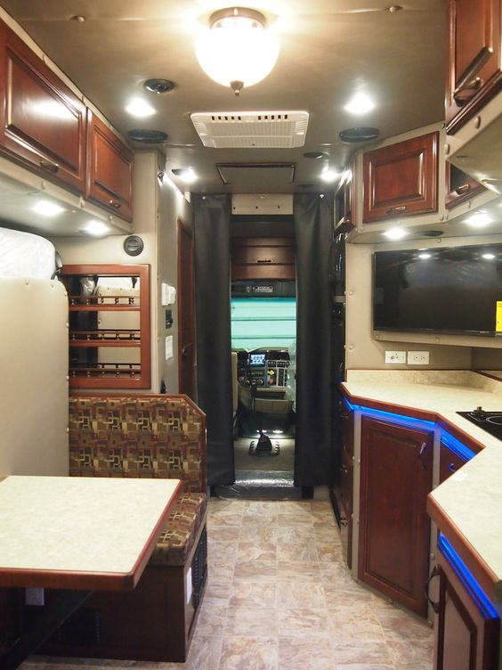 Peterbilt With Legacy Sleeper Big Rig Interiors