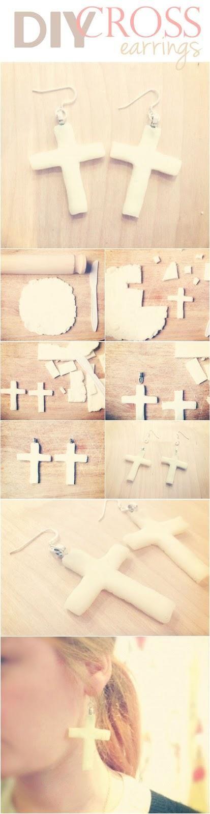 Como hacer una Cruz con diferentes Tecnicas <sub>Ideas y Tutos</sub> - enrHedando