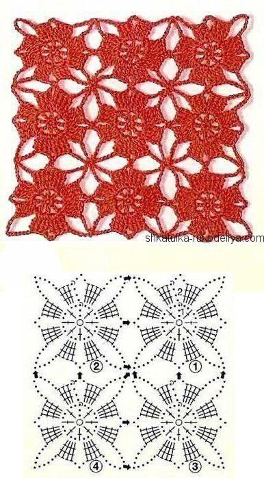 Красное платье мотивами крючком. Длинное вечернее платье для женщин крючком | Шкатулка рукоделия. Сайт для рукодельниц.