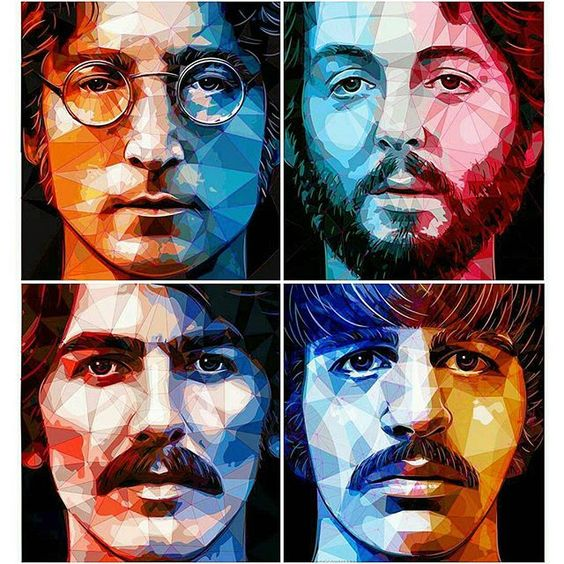 Instagram media klimol07 - Credits: Enrico Varrasso 🎼🎸🎹 #thebeatles #thebeatlesart #johnlennon #paulmccartney #georgeharrison #ringostarr #rocklegends #music4life #whenwewasfab #sorryforsettingthebartoohigh #битлз #битлзарт #энриковаррассо #джонленнон #полмаккартни #джорджхаррисон #рингостарр #роклегенды