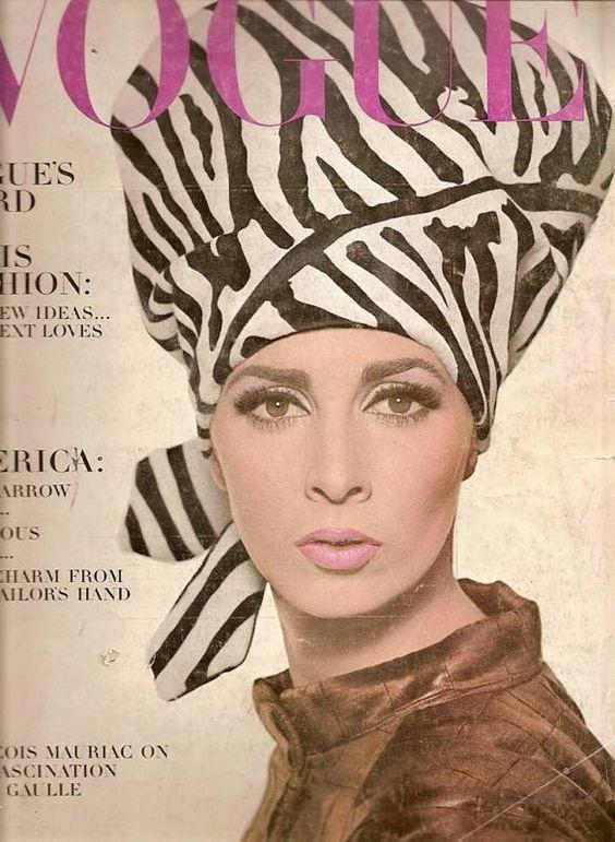 Vogue September 1964- Paris Collections by Diana Vreeland-Francoise Sagan,Diana Vreeland,Harper's BAZAAR,VOUGE