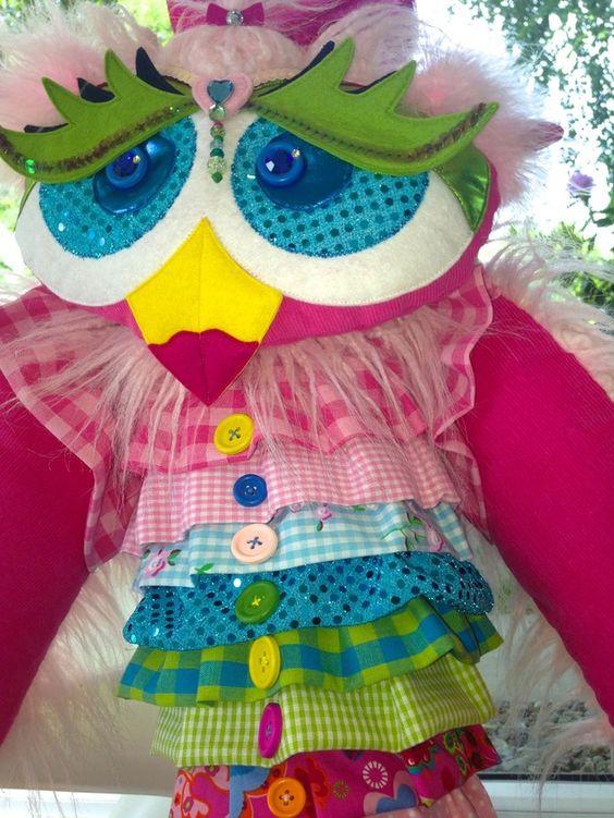 """Schultüten - Schultüte Zuckertüte """"Aufgerüscht"""" - ein Designerstück von frech-und-frei-by-lala bei DaWanda"""