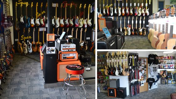 Visit our #guitarshop in Frome, Somerset and shop our great selection of #guitars and #amplifiers.