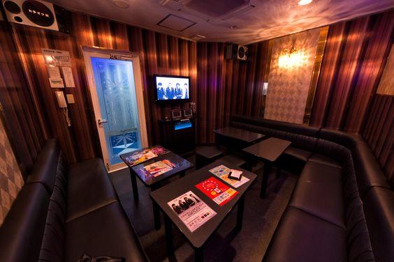 Karaoke room somewhere in tokio rooms pinterest for Design room karaoke