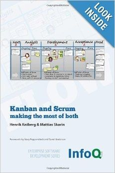 Kanban and Scrum: making the most of both introduces the Scrum methodology and the Kanban tool. It compares the two approaches, differentiates them and show how they are related. Divided in two parts, the book presents the theories first and then a case study at the second. People who have heard of Agile, Scrum, Lean and Kanban will now have a better understanding of how each approach can affect teams, processes, and workflows, and how both can be used at the same time.