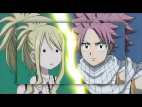 Fairy Tail Gray and Lu...