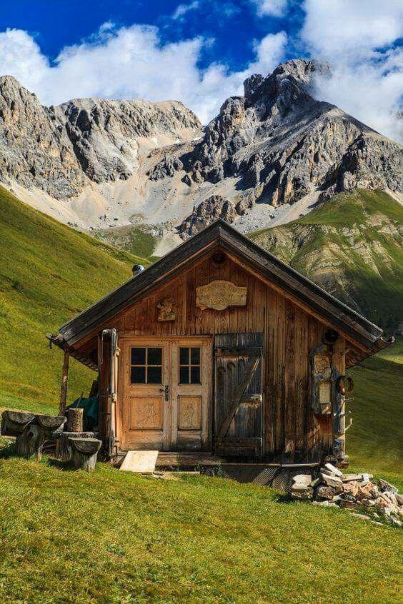As fantásticas montanhas Dolomitas, vamos passear   ♡ .