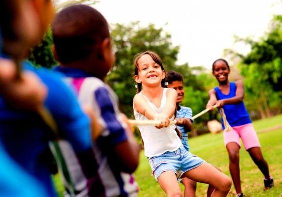 A brincadeira é o exercício físico mais completo de todos e é através dela que agregamos valores e virtudes à nossa vida.       A falta de ...