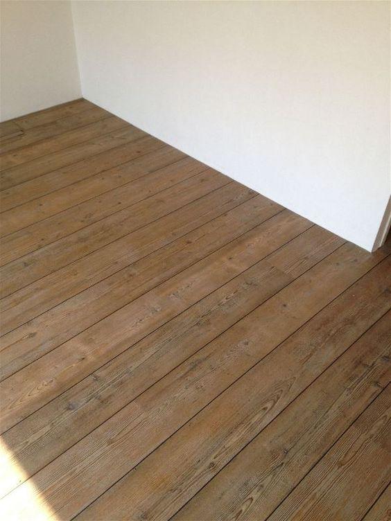 Pvc vloer met scheepsdek motief met voegstrip deco ideas pinterest met and search - Deco woonkamer met trap ...