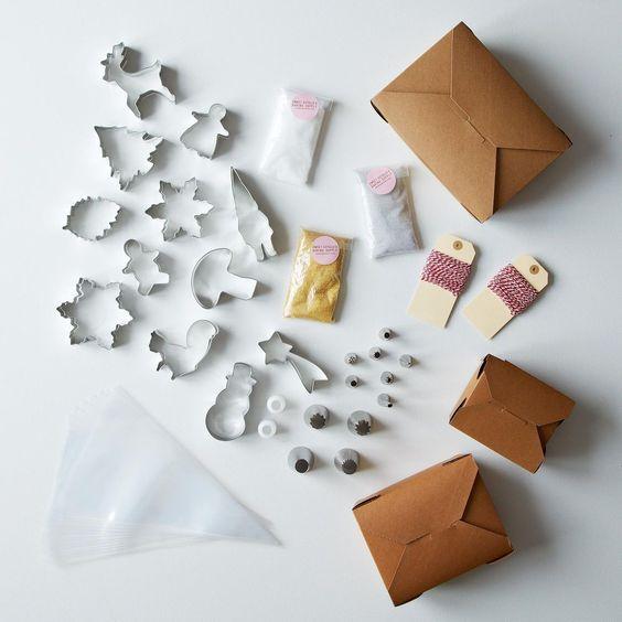 Cookie Decorating Bundle on Food52