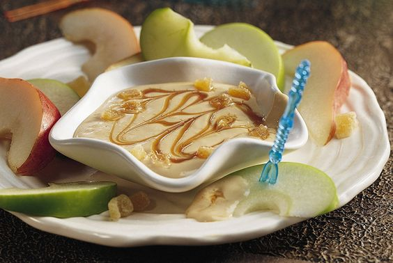 Gingered Caramel and Yogurt Dip by Betty Crocker Recipes, via Flickr