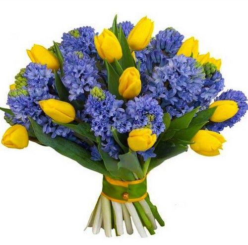 Самые красивые весенние букеты цветов 2018-2019 и весенние цветочные композиции - фото | Gold wedding decorations, Garden weddings ceremony, Flowers