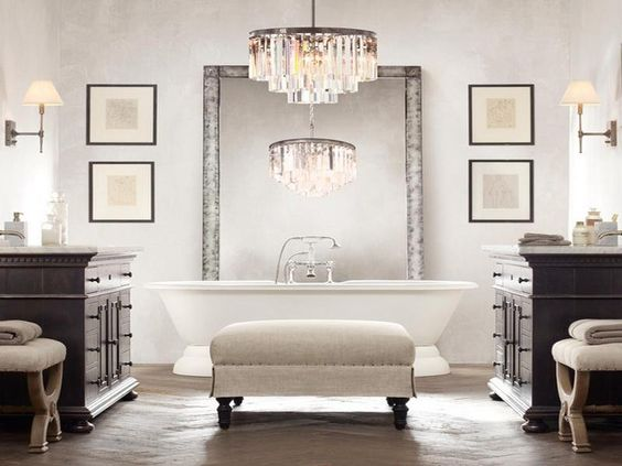 images restoration hardware bathrooms | Www.restoration Hardware.com : Restoration Hardware Bathroom Ideas ...
