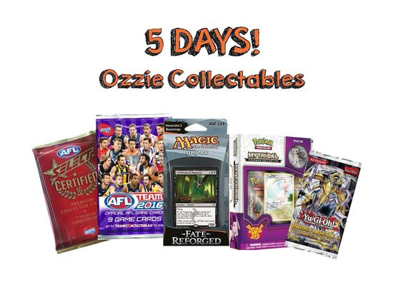Largest range of trading cards available at Ozzie Collectables in 5 days.   #OzzieCollectables #Ozzie #Collectables   #tradingcards #trading #cards #Funko #Website #Popvinyl #vinyls #Pop #POP! #footy #Rockcandy #rock #candy #metals #dorbz #5days #days #collectors #collectables #disney #marvel #Dc #comics #TWD #WWE