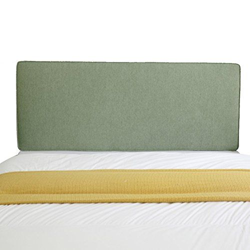Wenzhe Upholstered Headboard Bedside Cushion Pads Cover Bed Wedges