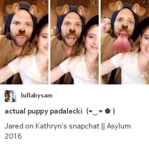 Genevieve Padalecki snapchat