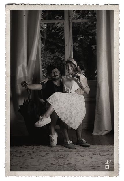 Atelier photo 1920 © Aurore Bergmann