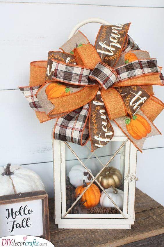 38+ Fall lantern decorating ideas ideas