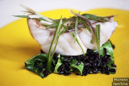 Yam'Tcha : toute la magie de l'asie dans la grande cuisine française. De très beaux produits, généreux et un accord met et thé très original.
