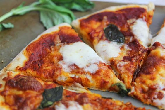 This Napoli inspired pizza dough was inspired by my trip to Naples, Italy where I had the best margarita and marinara pizza. The magic is in the crust.