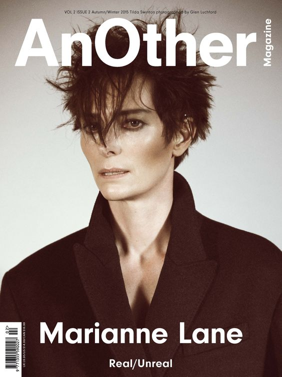 AnOther Magazine | Premier Hair and Makeup Hair colour by Gary Burke