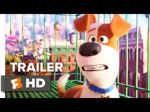 The Secret Life Of Pets 2 Trailer 1 2019 Movieclips Trailers Secret Life Of Pets Secret Life