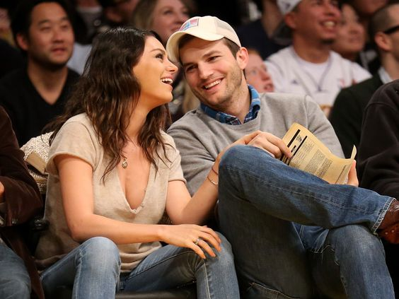 It took Ashton Kutcher and Mila Kunis 14 years to start dating here's a timeline of their adorable relationship