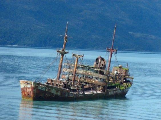 Después de 90 años reaparece barco que desapareció en el Triángulo de las Bermudas
