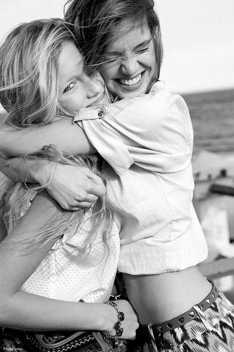 I wouldn't mind a friendship hug like this one :)  -- for more friendship photography, visit http://www.pinterest.com/davidos193/boards/