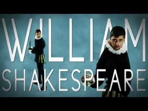 """""""Epic Rap Battles of History"""": Shakespeare and Dr. Suess."""
