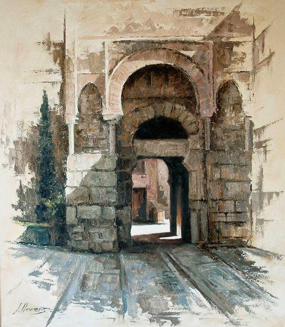 El Museo de Alberto: Puerta de Alfonso VI