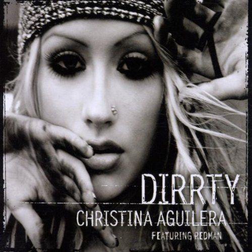 Christina Aguilera, Redman – Dirrty (single cover art)