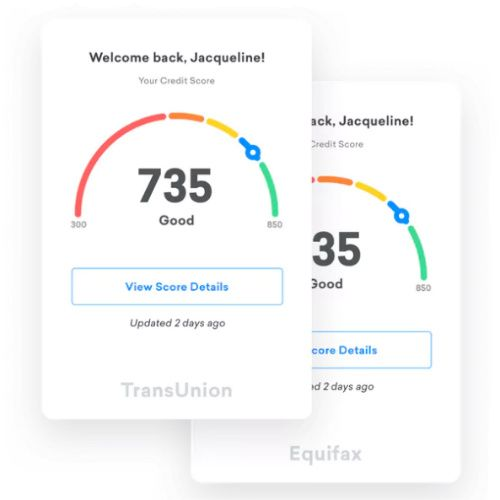 Free Credit Score Report And Free Monitoring At Credit Karma