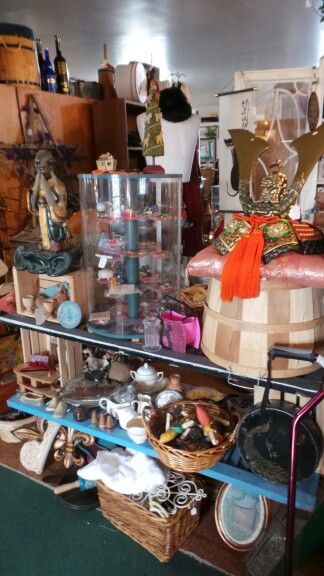 My shop at iron horse