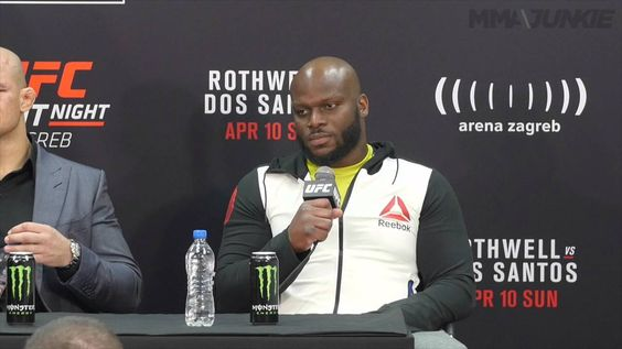 Cool Derrick Lewis Pleased With Ufc Fight Night 86 Win Still Desires Roy Nelson At Ufc 200 Ufc Fight Night Ufc Roy Nelson