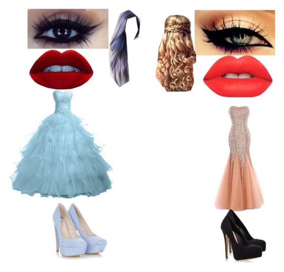"""""""going to the prom with calum hood"""" by cecelia-04 ❤ liked on Polyvore featuring Carvela Kurt Geiger and Lime Crime"""
