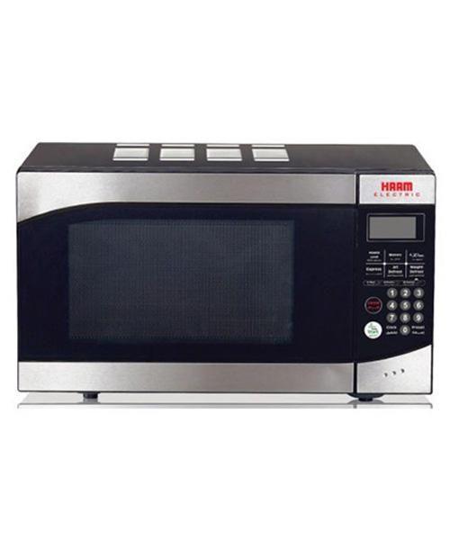 ميكرويف هام اسود 25 لتر Kitchen Appliances Kitchen Home