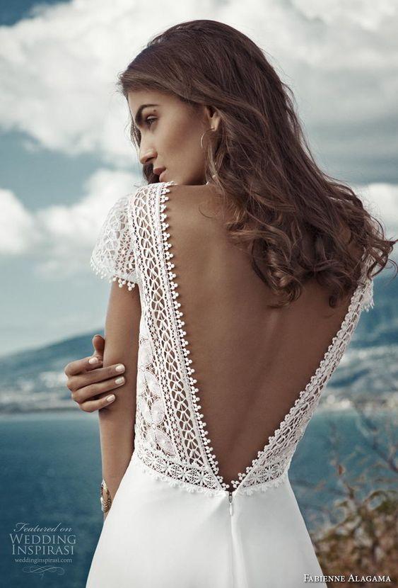 Fabienne Alagama 2019 Wedding Dresses