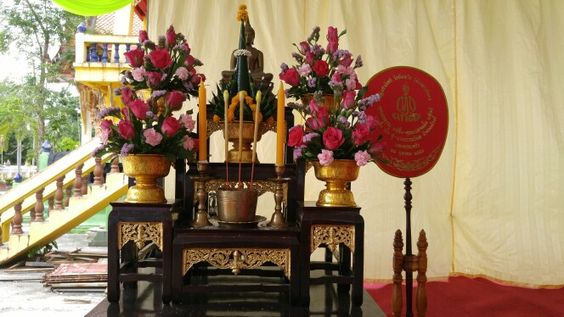 ดอกไม้โต๊ะหมู่