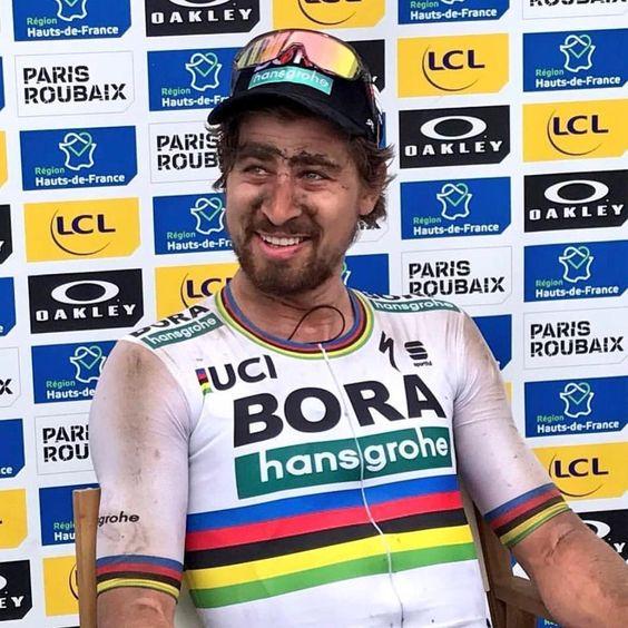 Peter Sagan Paris Roubaix 2018