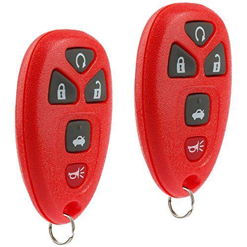 Replacement for Pontiac G5 G6 Grand Prix Solstice Remote Car Key Fob Shell Case