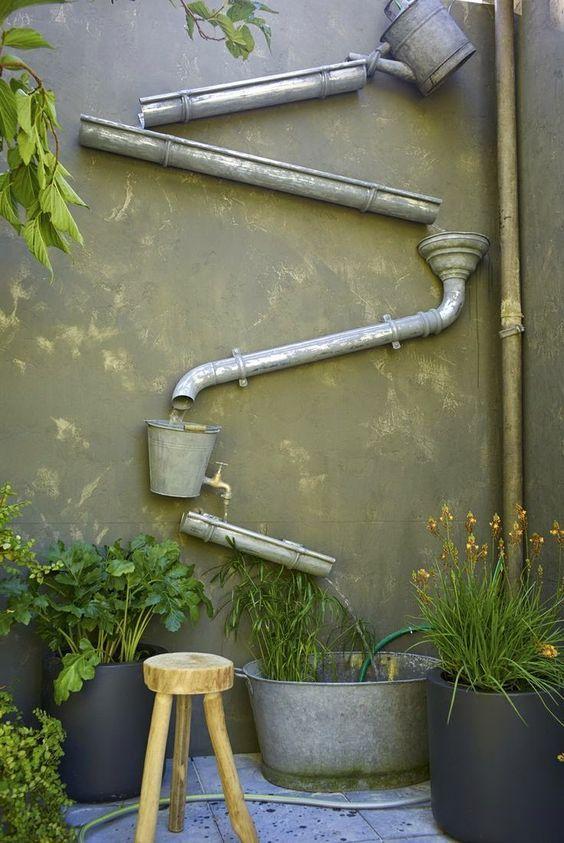 Gib deinem Garten einen neuen Look! 14 inspirierende Gartenideen - gartenideen wall
