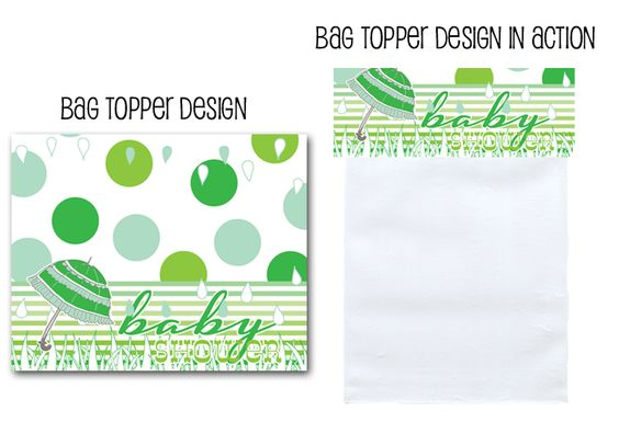 baby shower boy, printable baby shower, printable party, treat bag toppers, favor bag toppers, baby shower, boy shower ideas, Party Box Design