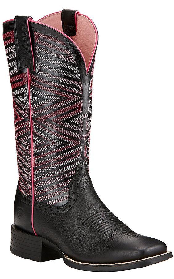 Simple LB0078E Lane Tall Western Womens Amber Black Brown Cowboy Boots | EBay