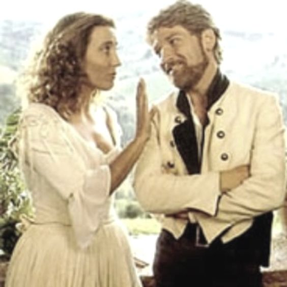 I Want A Love Like Beatrice And Benedick