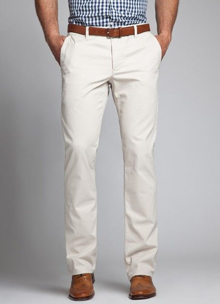 stone color khaki pants - Pi Pants
