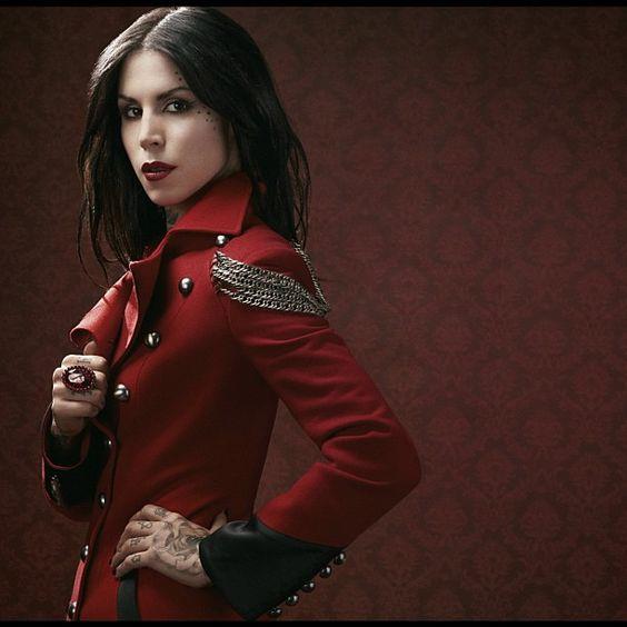 Kat Von D 'Napoleon' coat, gorgeous <3